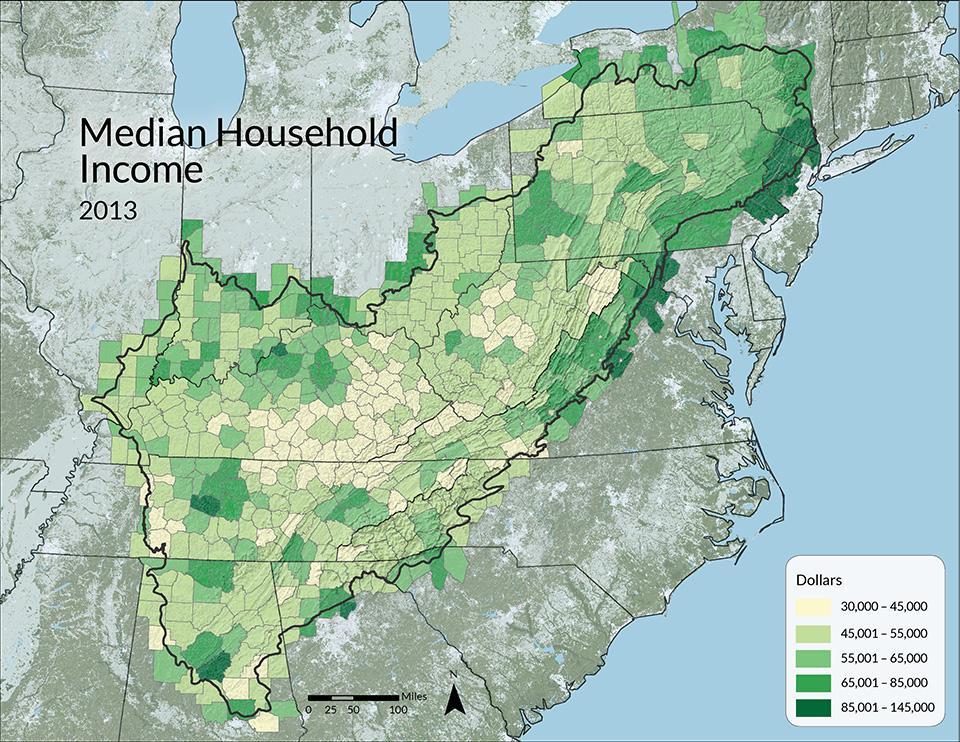 U.S. Census Bureau, ACS 2013-5YR, DP03