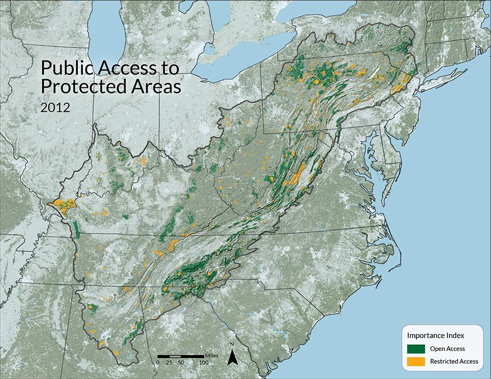 USGS 2012, Protected Areas Database of the United States (PADUS), version 1.3