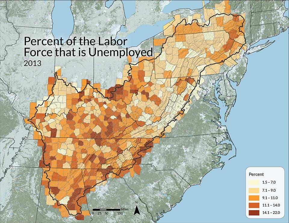 U.S. Census Bureau, ACS 2013 5-YR, DP-03